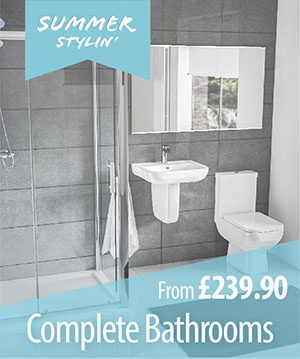 Small 2 - Summer - Complete Bathrooms