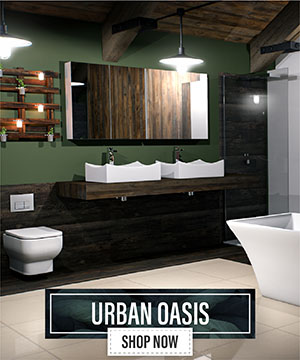 Be Inspired - Small Banner 1 - Urban Oasis
