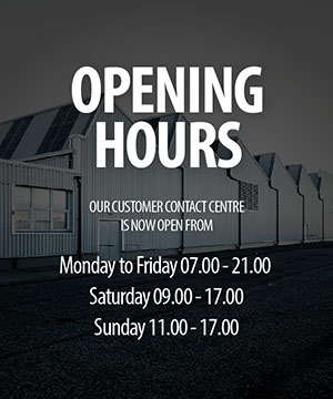 Small 8 - Summer - Opening Hours