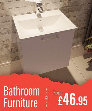 Bathroom Furniture Winter Sale at Wholesale Domestic Bathrooms