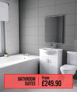 Bathroom Suites at Wholesale Domestic