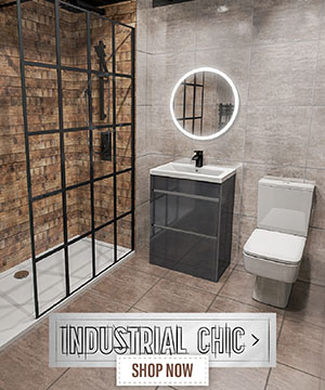 Industrial Chic Bathroom Inspiration at Wholesale Domestic