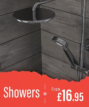 Showers Winter Sale at Wholeslae Domestic Bathrooms
