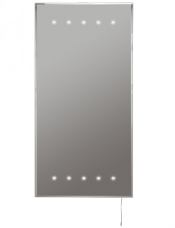 LED Mirror With Lights 450mm x 900mm