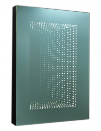 Infinity Rectangle De Luxe Mirror
