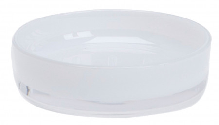 Ice Frosted Acrylic Soap Dish