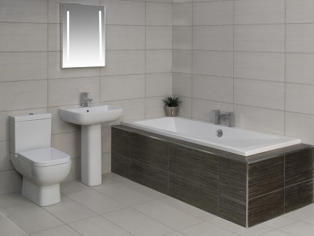 Libra Bathroom Suite