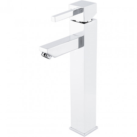 Series 507 High Rise Basin Mixer Tap