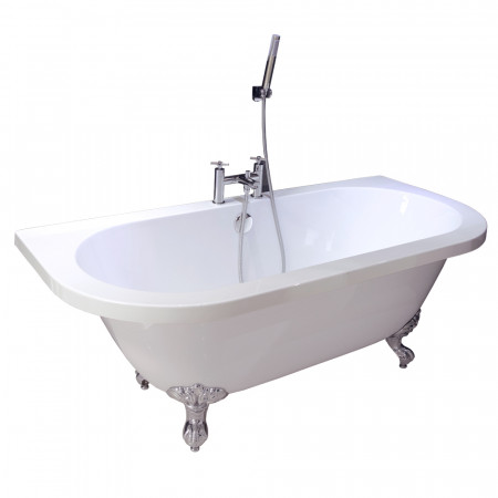 Harrow 1685 Double Ended Freestanding Bath