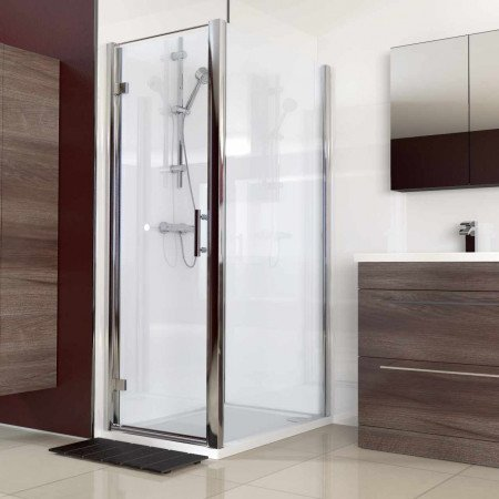 Series 6 700mm x 1000mm Hinged Door Shower Enclosure