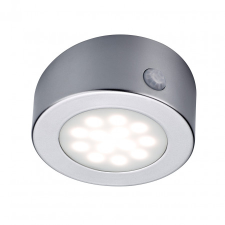 Hudson Reed Cool White Solus Round Rechargeable Light - SE20061C0