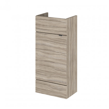 Hudson Reed Driftwood 400mm Compact Vanity Unit - OFF203