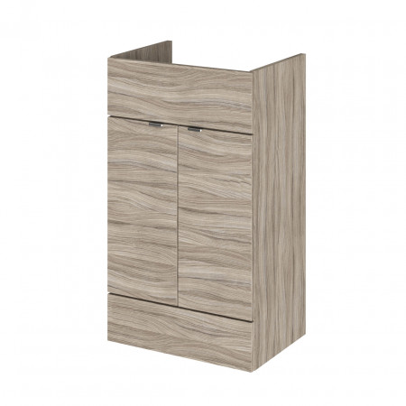 Hudson Reed Driftwood 500mm Vanity Unit - OFF206