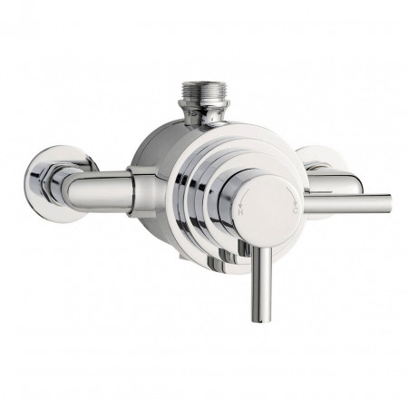 Hudson Reed Dual Exposed Thermostatic Shower Valve - JTY026