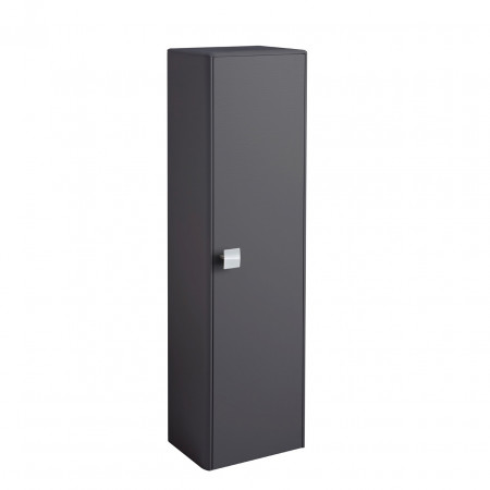 Hudson Reed Graphite Sarenna 350mm Wall Hung Tall Cabinet - FMB3623