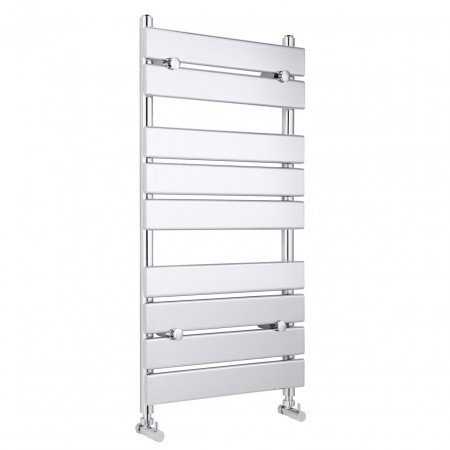 Hudson Reed Piazza 9 Bar Towel Rail 950mm x 500mm - HL382