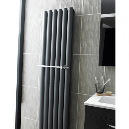 Hudson Reed Towel Rail For Revive Radiator - HL318