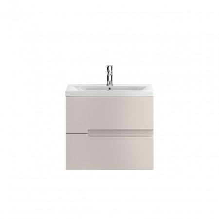 Hudson Reed Urban Cashmere Wall Hung 600mm Cabinet & 18mm profile Basin - FMU716 & NVM003
