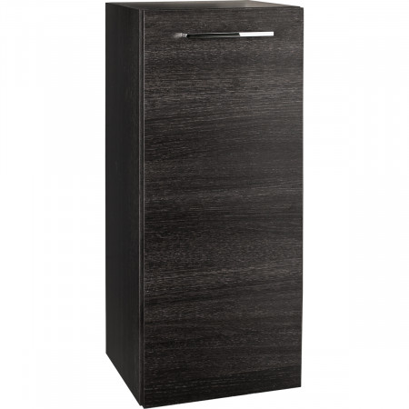 Napoli Black Oak 350 Side Cabinet