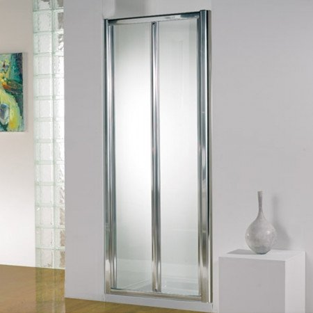 Kudos Original Bi-Fold Door 900mm Silver