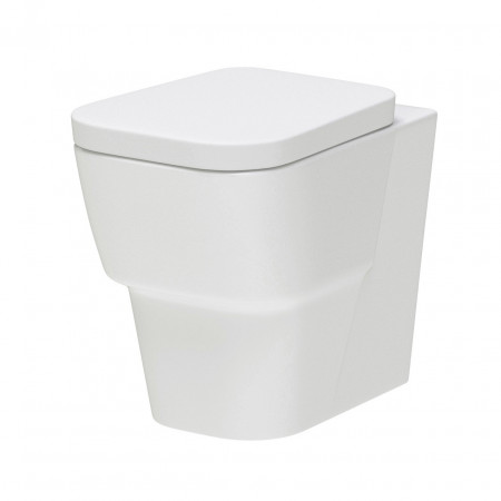 Premier Back To Wall Pan Including Soft Close Urea Seat - NCR306