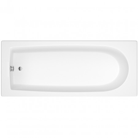 Premier Round Single Ended Bath 1700mm x 750mm - BMON014