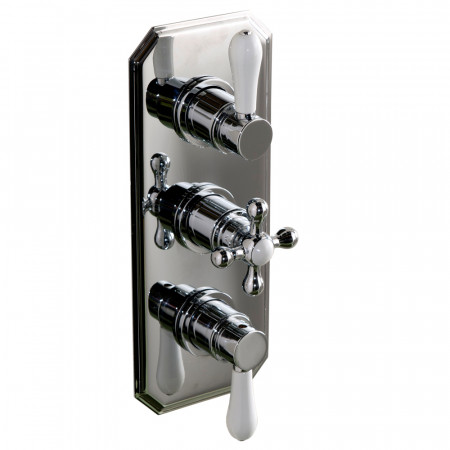 Windsor Concealed Triple Thermostatic Valve