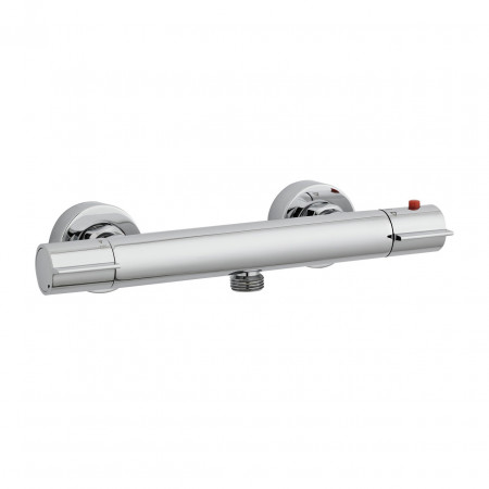 Ultra Slim Line Thermostatic Bar Valve Bottom Outlet - VBS014