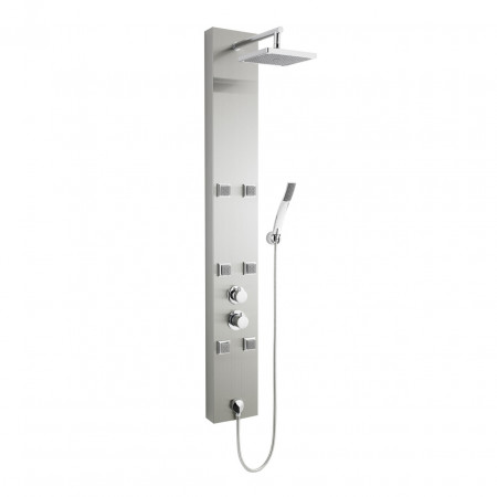 Ultra Thermostatic Shower Panel - AS374