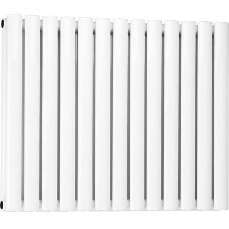 Boone 600 x 780 Double Panel White Radiator