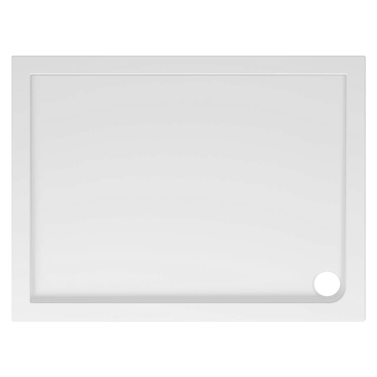 40mm Pearlstone 1200 x 900 Rectangular Shower Tray