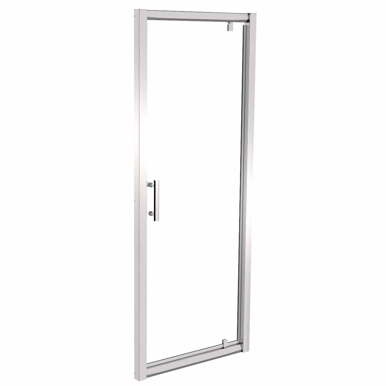 Series 6 760mm x 1000mm Pivot Door Shower Enclosure