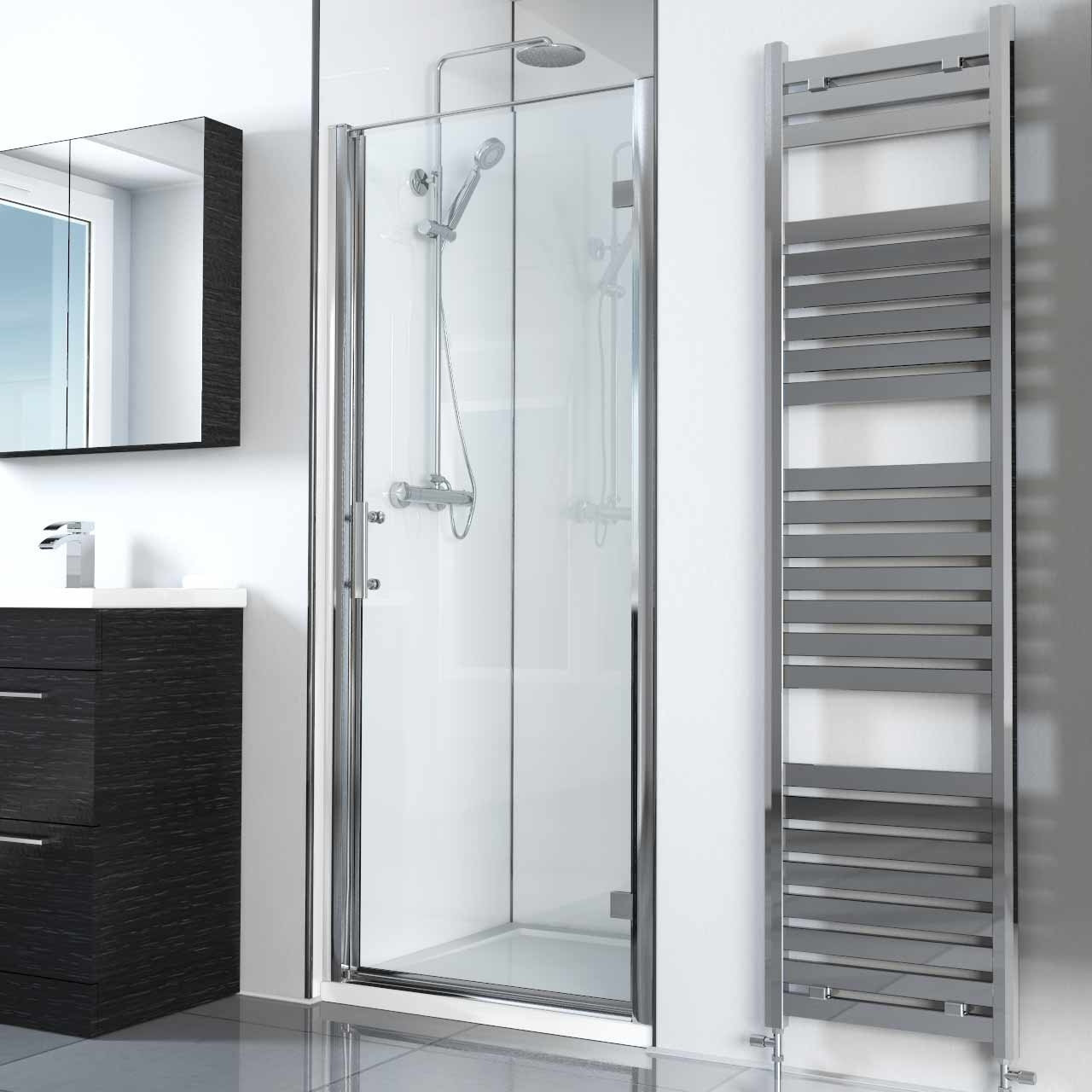 Series 6 - 800mm Hinged Door
