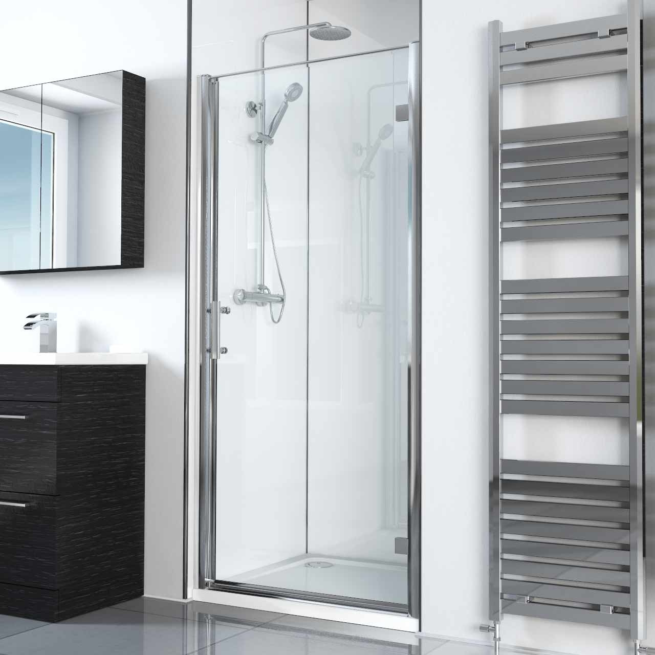 Series 6 - 900mm Hinged Door