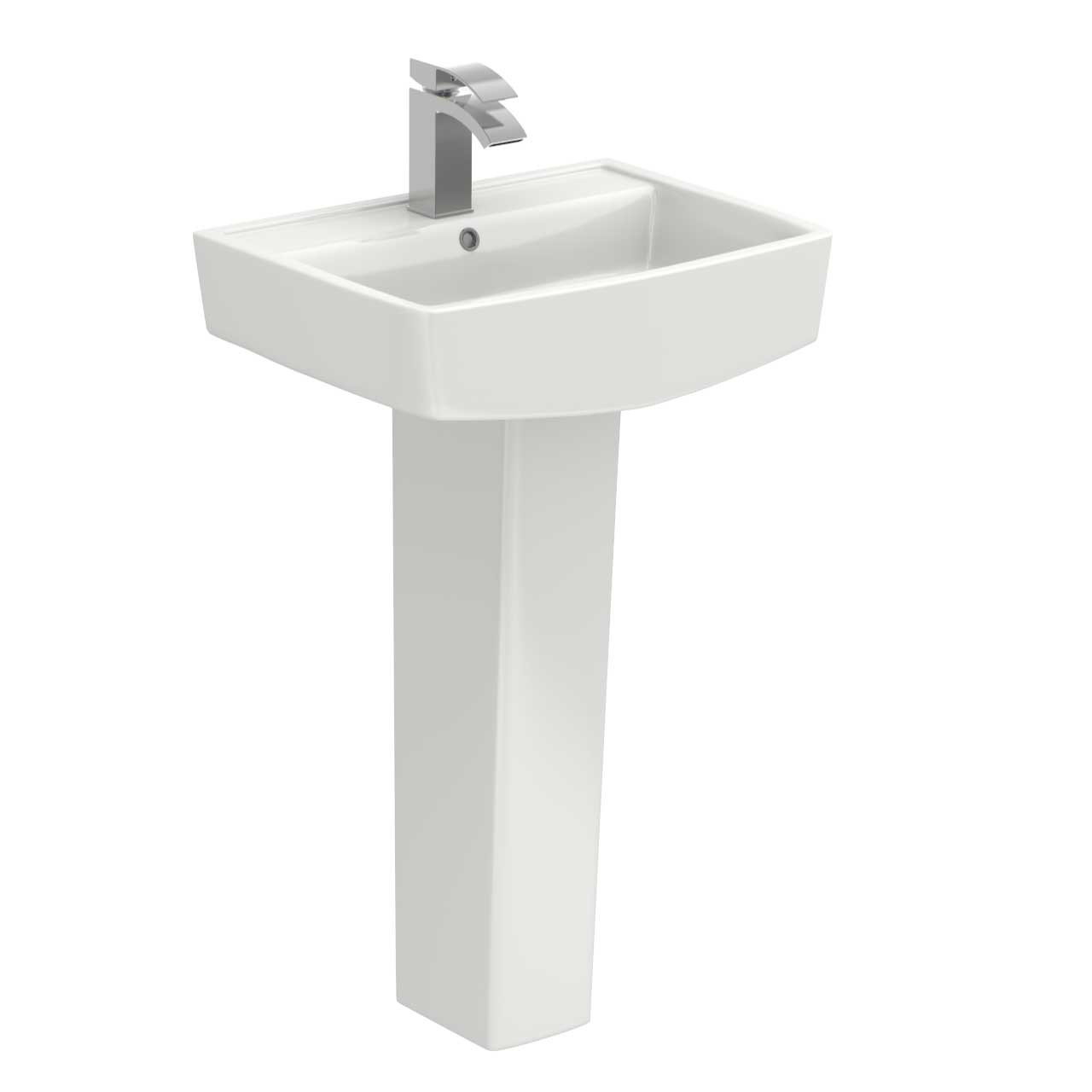 Ailsa Left Hand L Shaped Shower Bath Suite
