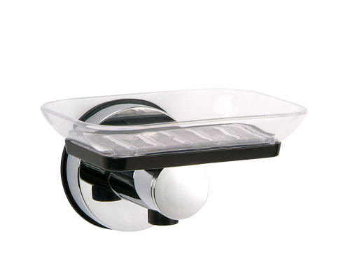 Super Suction Axis Soap Dish