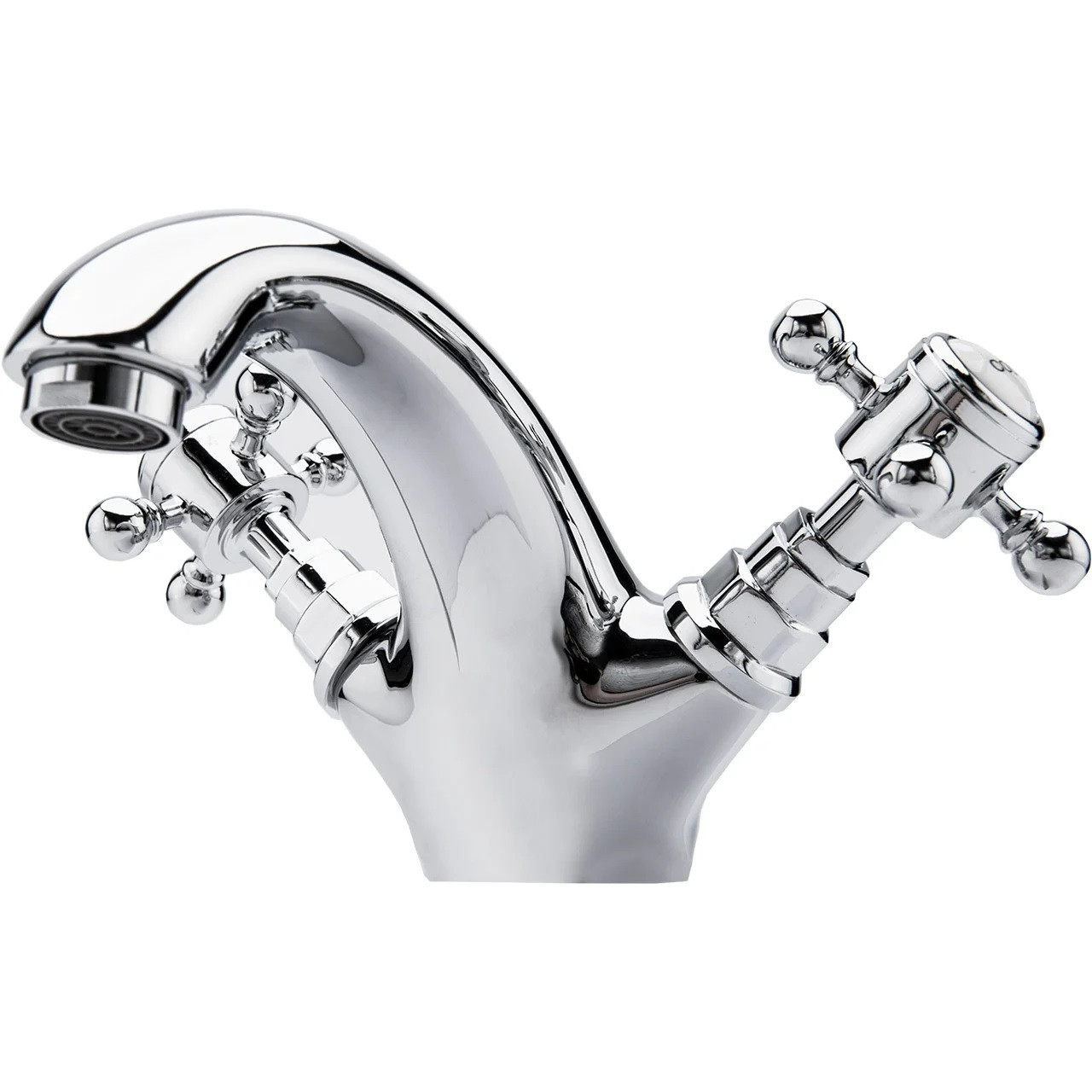 Balmoral Traditional Mono Basin Mixer Tap