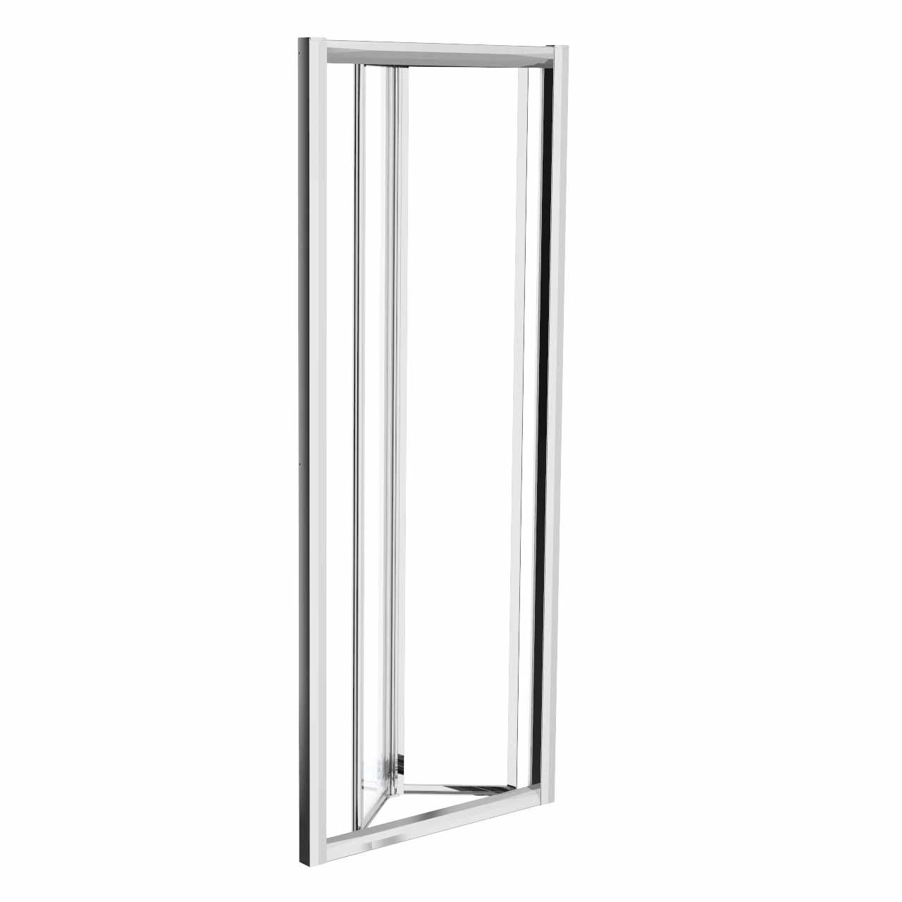 Series 6 760mm x 760mm Bi Fold Door Shower Enclosure