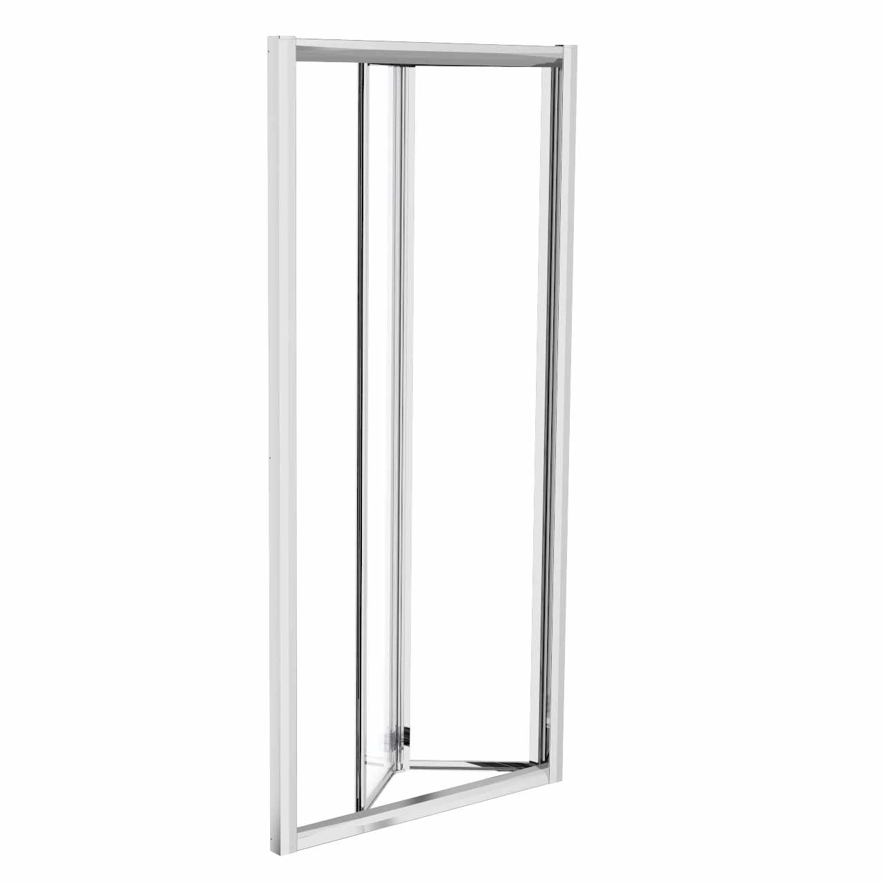 Series 6 900mm x 1000mm Bi Fold Door Shower Enclosure