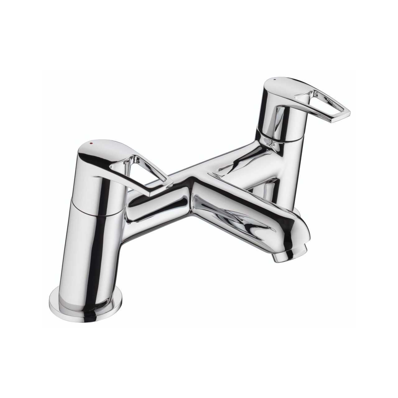 Bristan Smile Chrome Bath Filler Tap - SM-BF-C