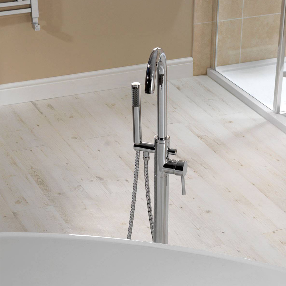 Circo Freestanding Bath Shower Mixer Tap