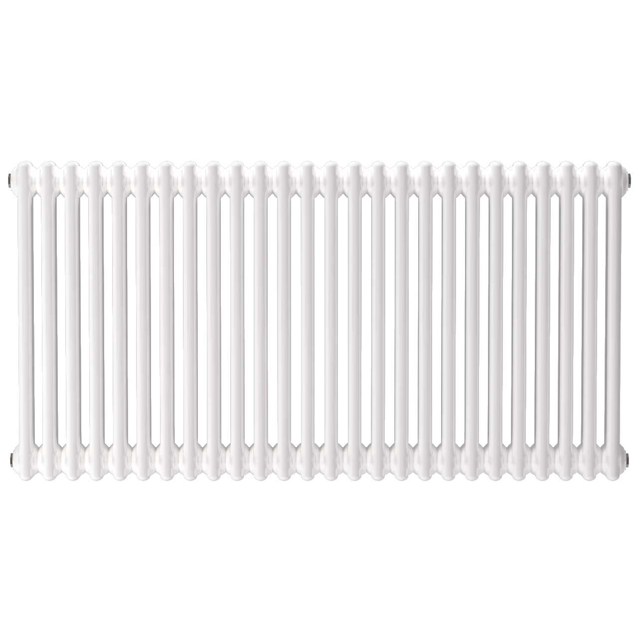 Colosseum White 600mm x 1164mm Horizontal Double Panel Radiator
