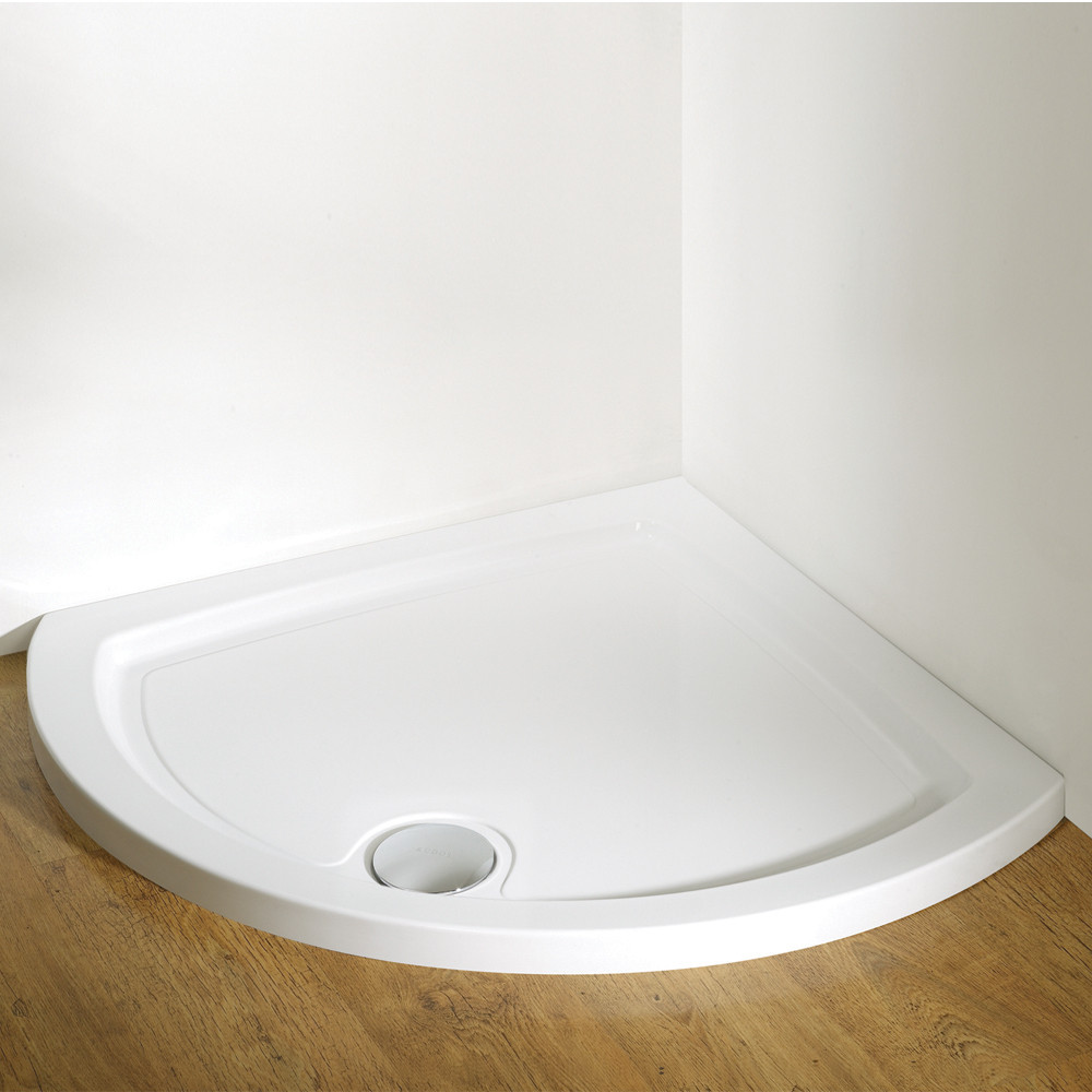 Kudos Concept 2 Shower Tray 1000 Curved