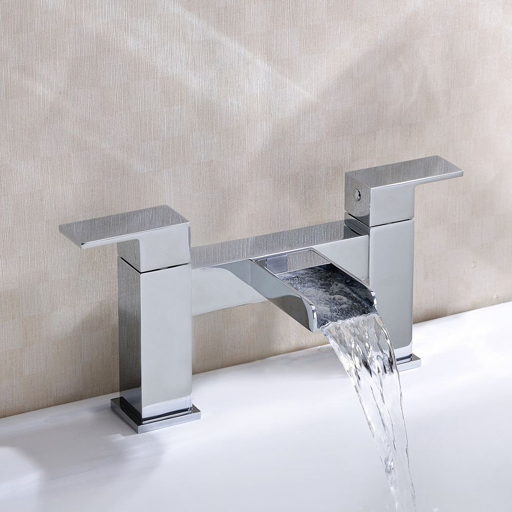 Cubix Series 504 Waterfall Bath Filler Tap