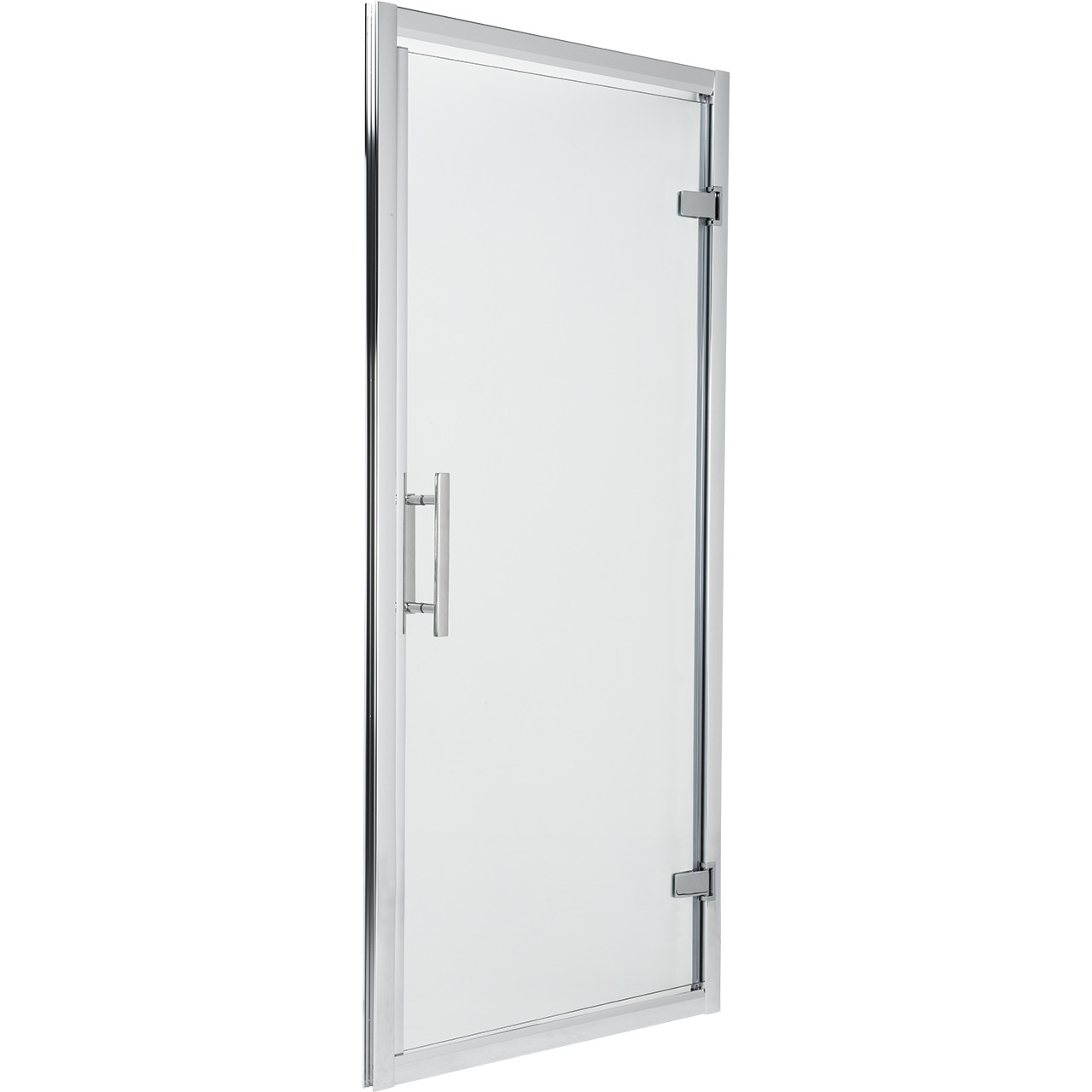 Series 8 Plus Hinged Shower Door 800mm