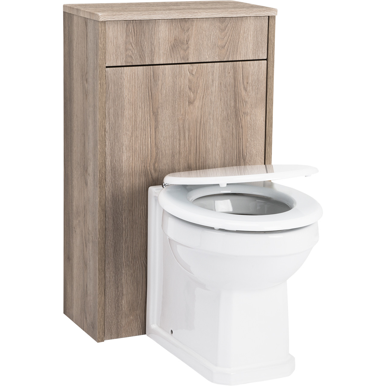 Windsor Traditional Oak 500 WC Unit