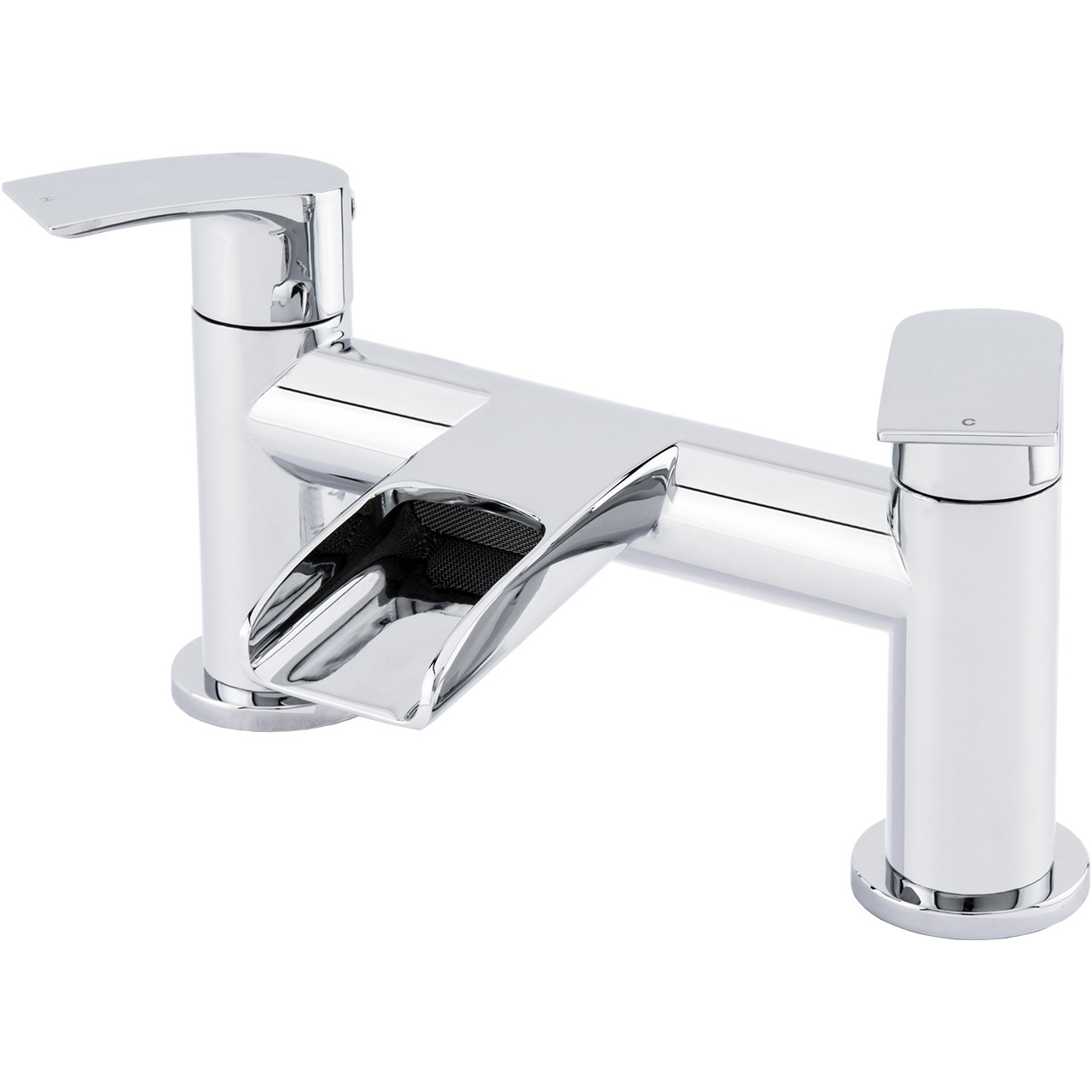 Halo Waterfall Bath Filler Tap