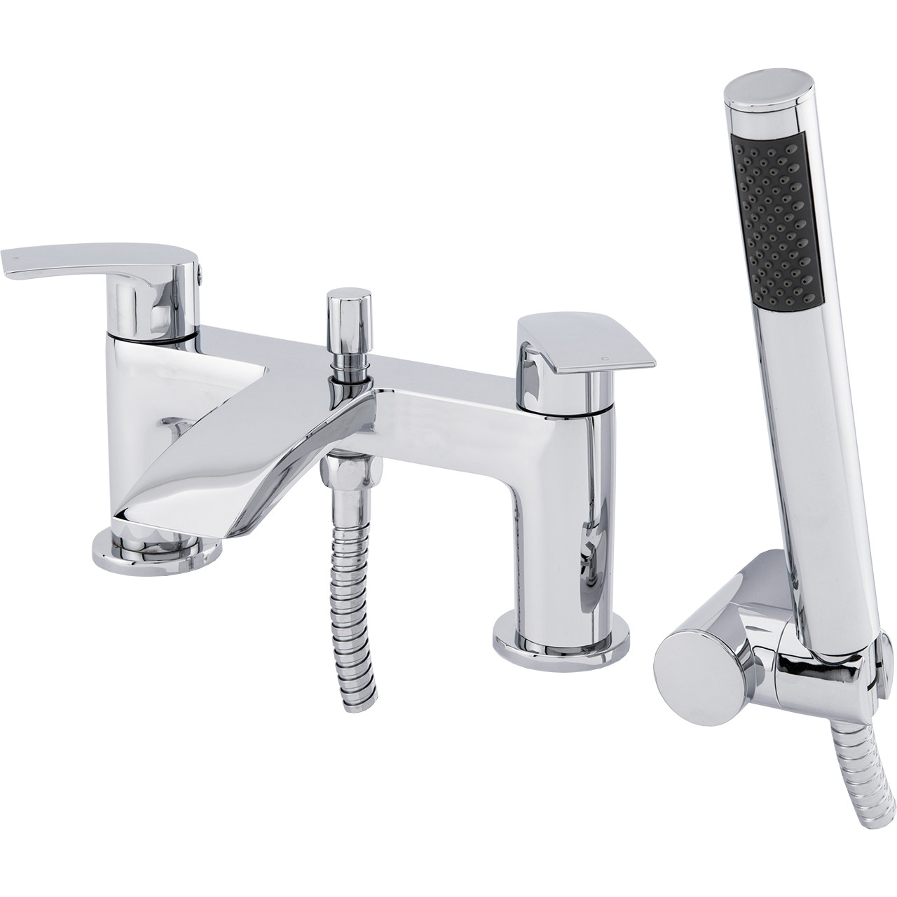 Crest Bath Shower Mixer Tap & Kit