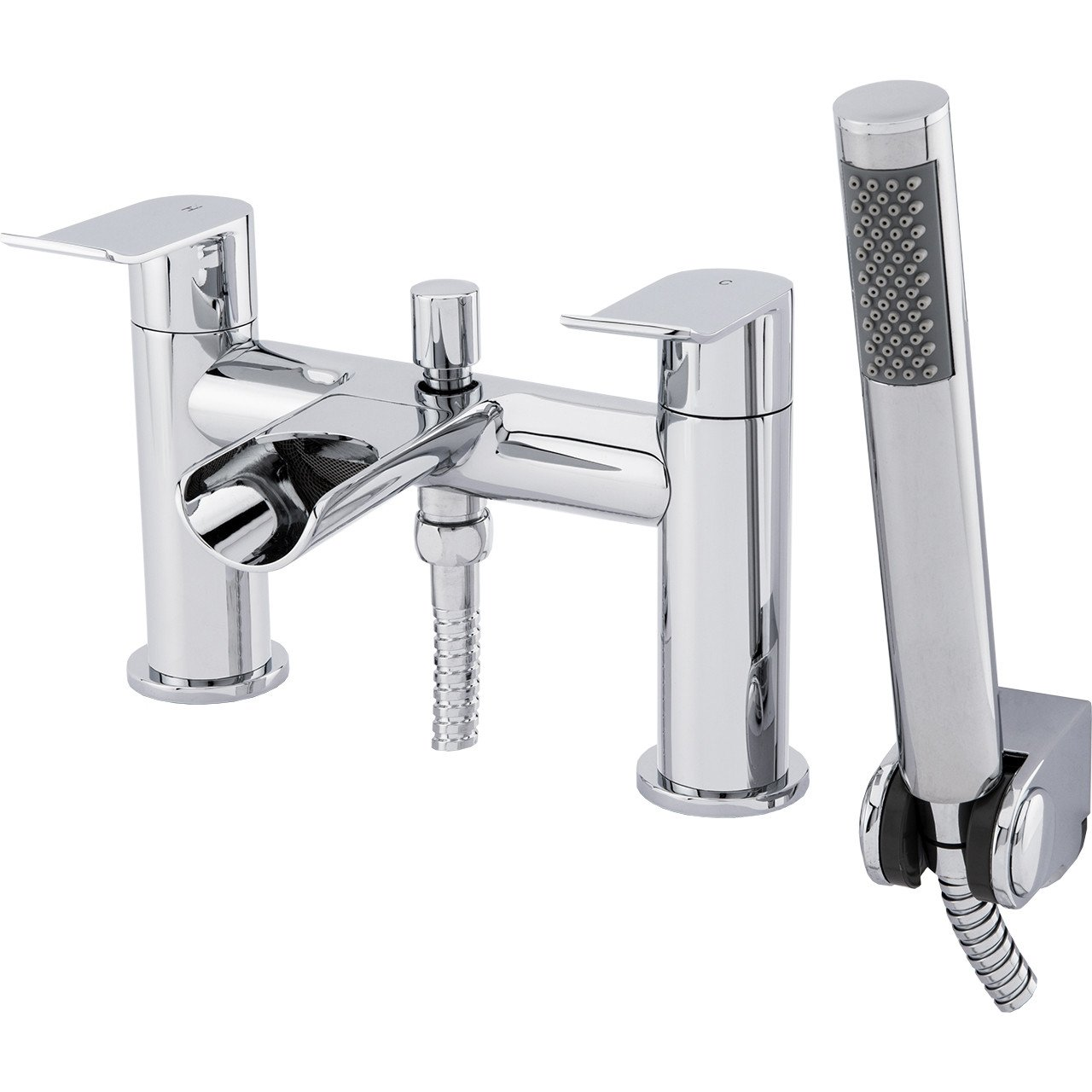 Stream Waterfall Bath Shower Mixer Tap & Kit