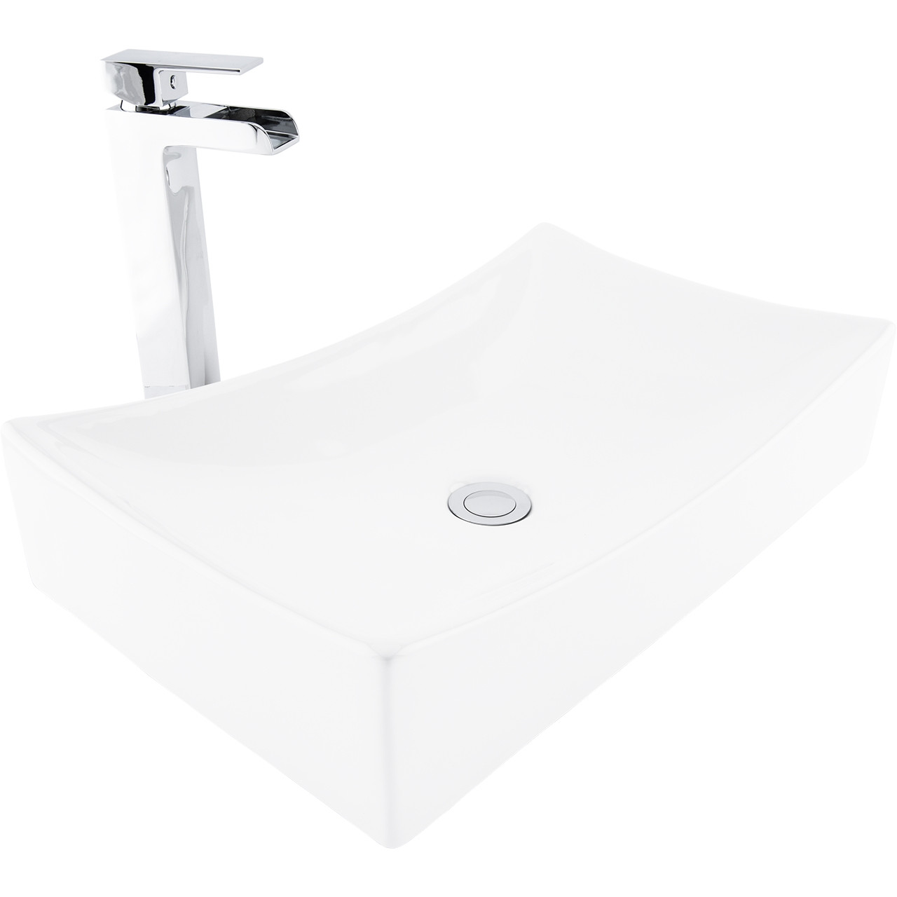 Silves Counter Top Basin
